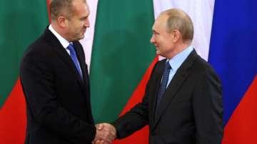 Радев и Путин обсъдиха двустранните отношения и икономическото сътрудничество