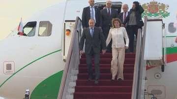 Румен Радев пристига на посещение в Катар