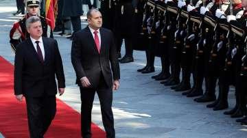 Радев изрази подкрепа за европейската и евроатлантическа интеграция на Македония