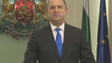 Новогодишно обръщение на президента на Р България Румен Радев