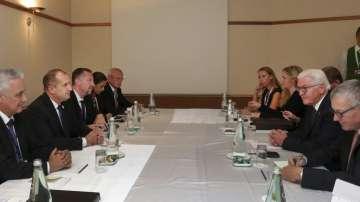 Германия подкрепя усилията на България за защита на външните европейски граници
