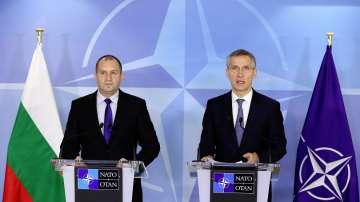 Румен Радев: НАТО е важен партньор за сигурността и стабилността на България