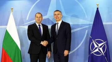 Румен Радев: За нас в България НАТО остава изключително важна организация