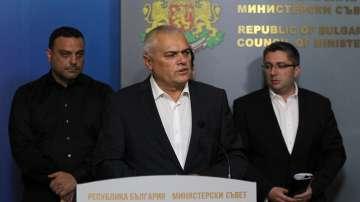 ГЕРБ ще предложи нови кандидати за министри, но оставките ще се решат утре