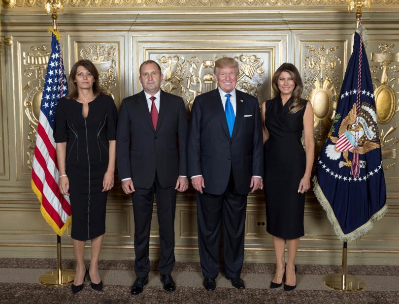 снимка 1 Посещението на президента Румен Радев в Ню Йорк в снимки
