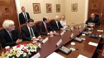 Румен Радев призова за създаването на Институт за устойчиви технологии в региона