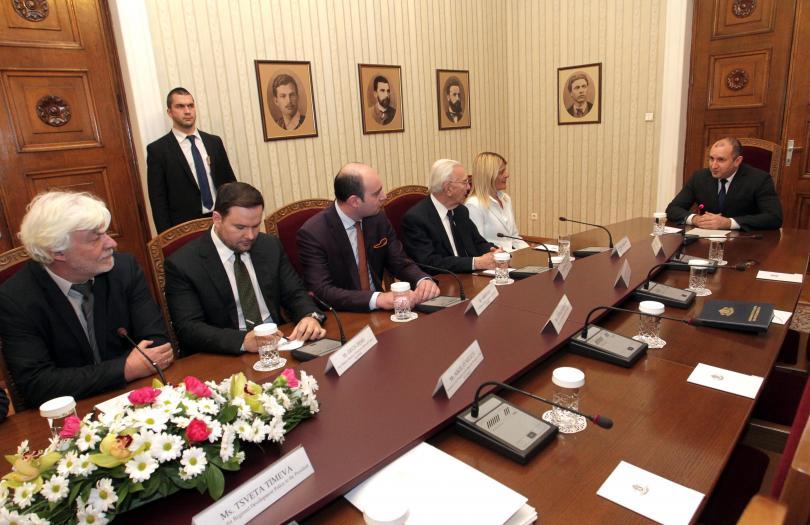 Президентът Румен Радев призова държавите от Югоизточна Европа да съдействат