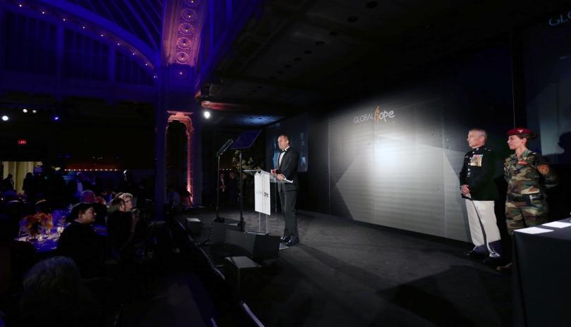 снимка 8 Посещението на президента Румен Радев в Ню Йорк в снимки