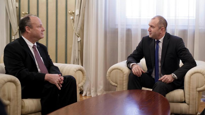 """На """"Дондуков"""" 2 двамата са обсъдили обстановката в Югоизточна Европа"""