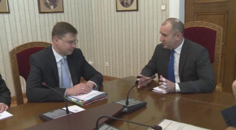 Стратегическата перспектива на България е да задълбочи европейската си интеграция,
