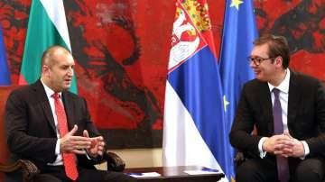 Президентът Радев и сръбският президент Вучич предлагат нов ГКПП