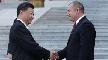 Румен Радев се срещна със Си Дзинпин в Китай
