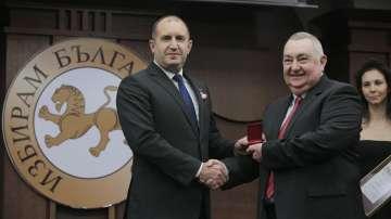 Връчиха наградите Златна мартеница за принос към българския бизнес