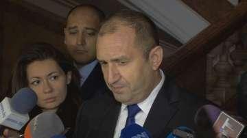 Румен Радев: ГЕРБ търсят битка с мен и ще я получат