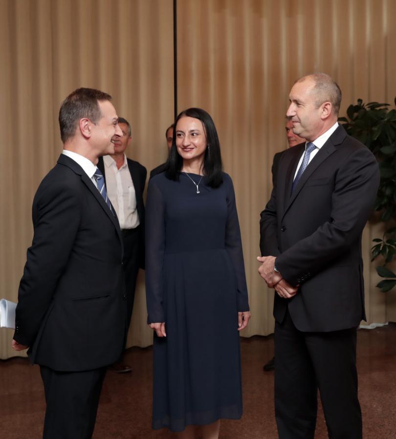 снимка 4 Румен Радев ще посети ЦЕРН