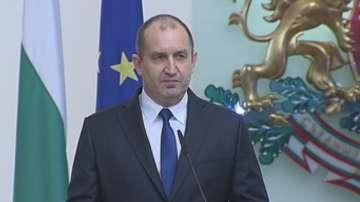 Радев: Основна мисия на новото правителство е гарантирането на честни избори