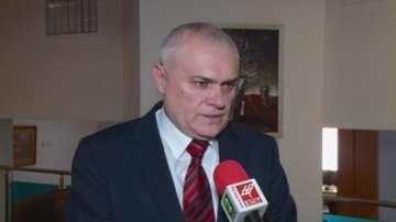 БСП поиска оставката на вътрешния министър Валентин Радев