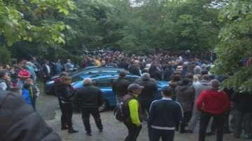 Трима полицаи са ранени снощи в Раднево