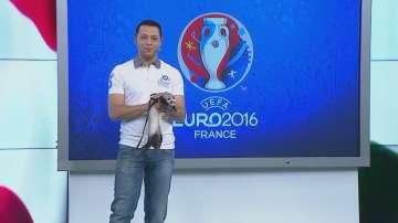 Порче предсказва резултати от Евро 2016 в ефира на БНТ