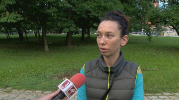 Радослава Ненова, жената до Боян Петров: Днес е възможно да излети и хеликоптер