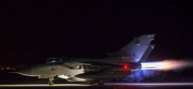 снимка 2 Хронологията на въздушните удари в Сирия
