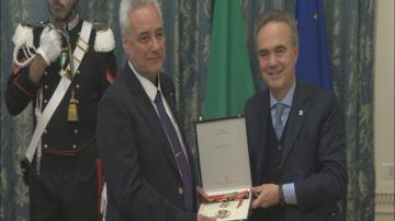 Италия награждава Марин Райков с високо държавно отличие