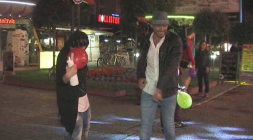 Законно ли е да се продават балони с райски газ?