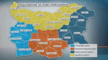 Въвеждат промени в Закона за райониране на страната