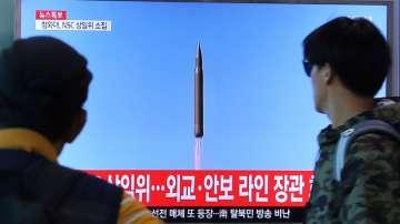 Северна Корея изстреля ракета, която е прелетяла над Япония