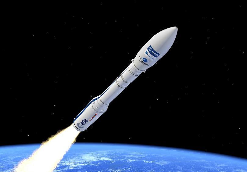 авария ракетата вега сателит оае