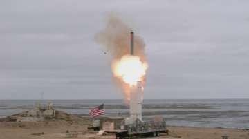 Реакции след ракетен тест на Съединените щати