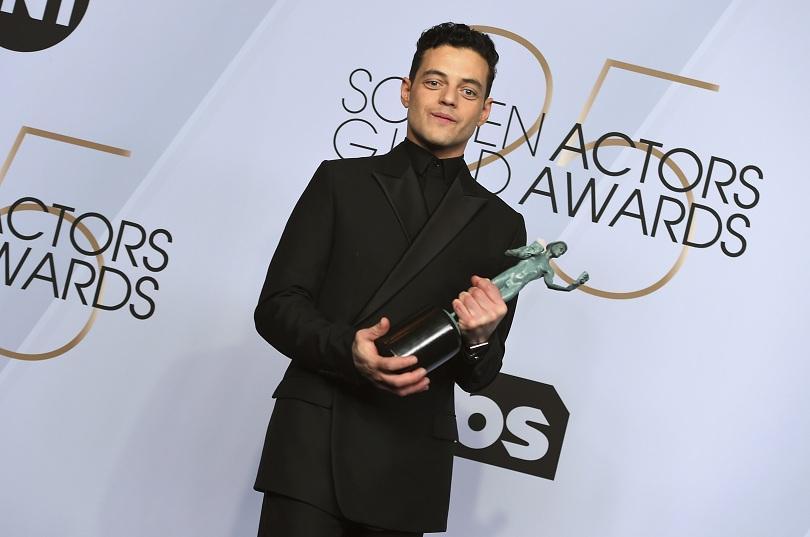 Рами Малек спечели наградата на Гилдията на филмовите актьори за