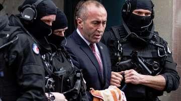 Френски съд нареди освобождаването на Харадинай