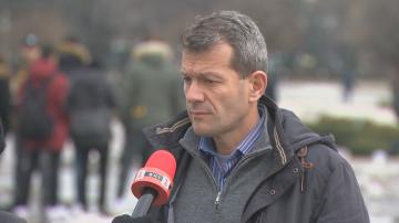 Прокуратурата иска забрана на партията на Боян Расате, нарушавала Конституцията