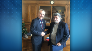 Европа Ностра поздрави Вежди Рашидов