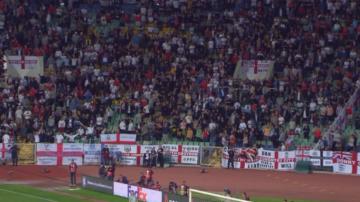 Гневни реакции в Англия заради наказанието на България за расисткия скандал