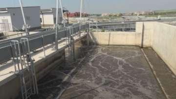 Проверка на пречиствателната станция в Равда