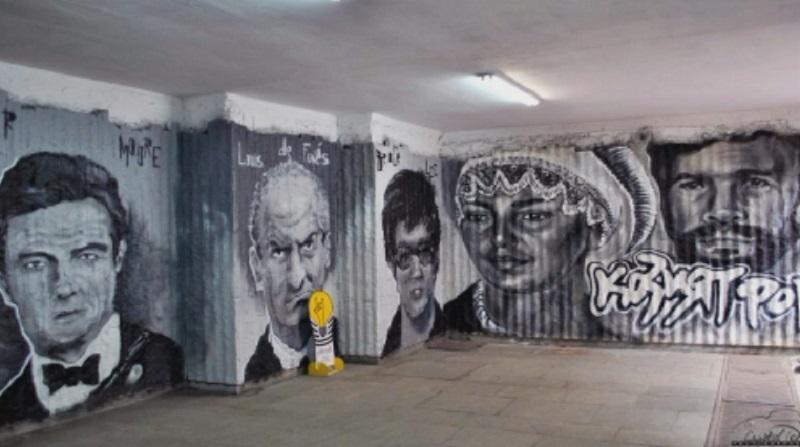 снимка 1 Преобразяват подлез в Галерия на науката в София
