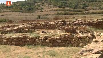 Решиха съдбата на разкопките край Благоевград, строежът на Струма продължава