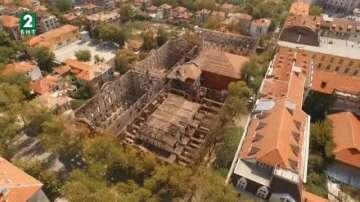 Приемат правилата за облика на Тютюневия град в Пловдив