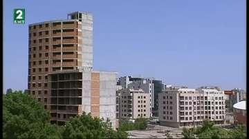 Бум на строежа на нови сгради в Пловдив