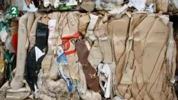 Кампания за разделно събиране на отпадъци Хартиена война започва в Пловдив