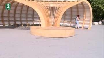 Откритата библиотека в Морската градина отваря врати навръх Великден