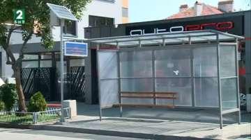 Поставят нови заслони на спирките в Пловдив
