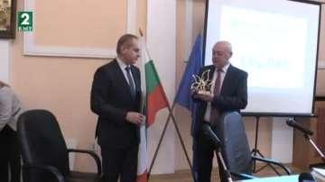 Кюстендил с награда за най-зелена община