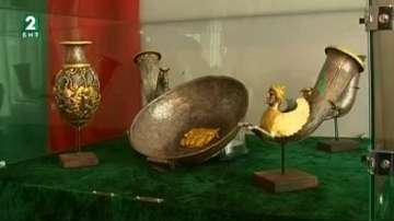 Боровското съкровище гостува в Норвегия