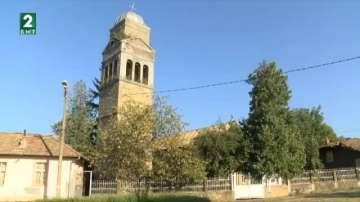 """Руши се църквата """"Успение на Пресвета Богородица"""" в село Добри дял"""