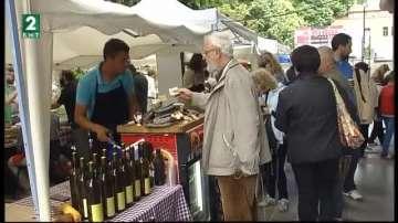Фермерският пазар в Бургас – с лятно работно време