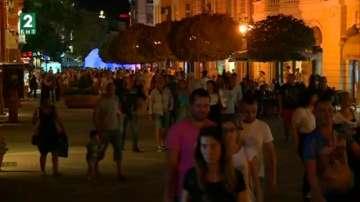 Хиляди хора посетиха НОЩ/Пловдив 2017
