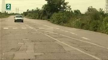 Започна изкърпването на асфалта по пътя Русе – Червена вода
